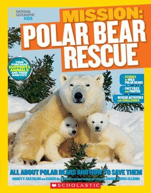 National Geographic Kids: Mission - Polar Bear Rescue