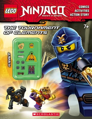 LEGO Ninjago: The Tournament of Elements