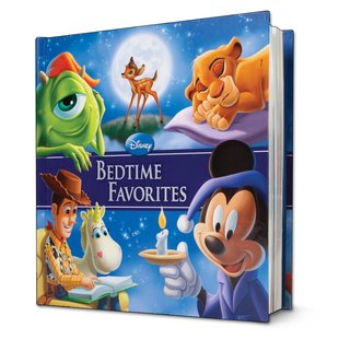 Disney Bedtime Favorites Story Collection