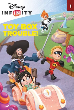 Disney Infinity: Toy Box Trouble!
