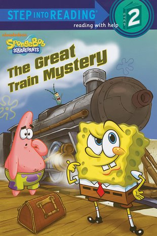 Step into Reading: SpongeBob - The Great Train Mystery