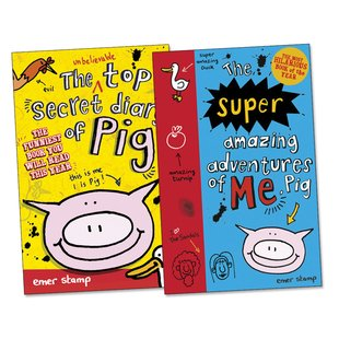 The Unbelievable Top Secret Diary of Pig Pair
