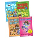 Horrid Henry Joke Book Pack x 4