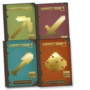 Minecraft: The Complete Handbook Collection (Updated Editions)
