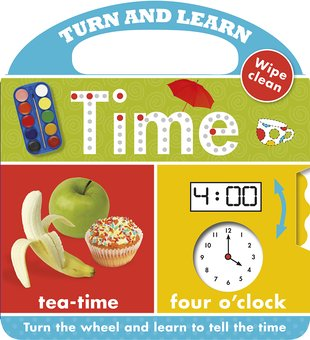 Turn and Learn: Time
