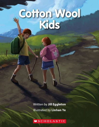 Connectors Ages 11+: Cotton Wool Kids x 6