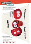 Red Nose Day bunting (4 pages)