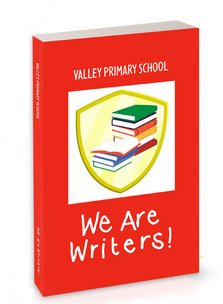 Picture of a We Are Writers book