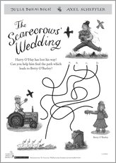 Scarecrow wedding maze act puz 1325305