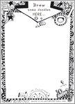 Tom Gates doodle page