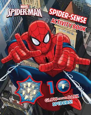 Spider-Man: Spider-Sense Activity Book