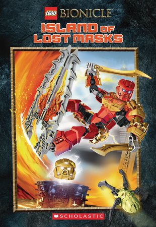 LEGO® Bionicle®: Island of Lost Masks