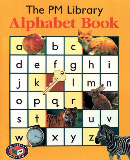 Alphabet Book (PM Library)