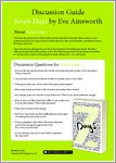 Seven Days Discussion Guide (1 page)