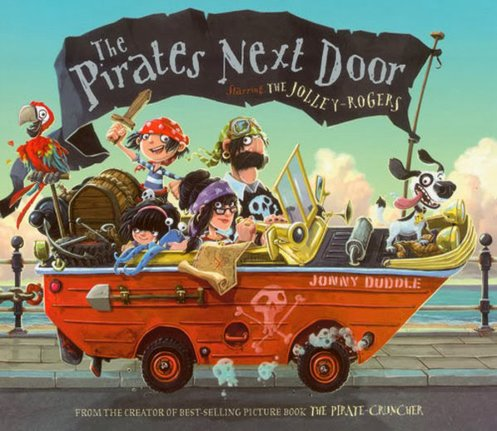 The Jolley-Rogers: The Pirates Next Door