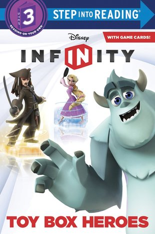 Step into Reading: Disney Infinity - Toy Box Heroes