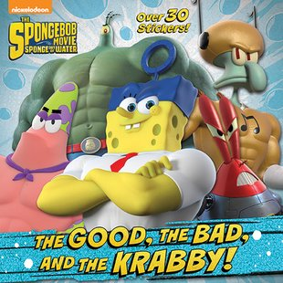 The SpongeBob Movie: The Good, the Bad, and the Krabby!