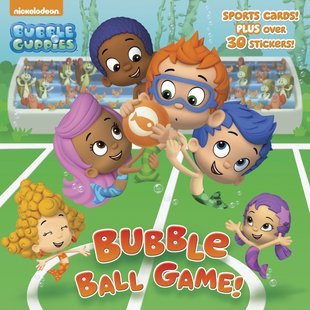 Bubble Guppies: Bubble Ball Game!