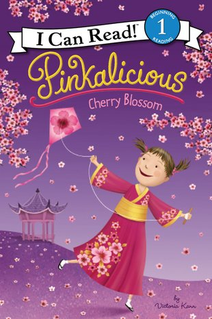 I Can Read: Pinkalicious - Cherry Blossom