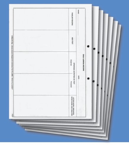 Literacy Lesson Plan Sheets