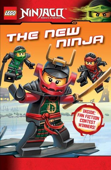 LEGO® Ninjago – Masters of Spinjitzu: The New Ninja - Scholastic Shop