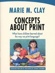 Concepts About Print: Teacher Guide