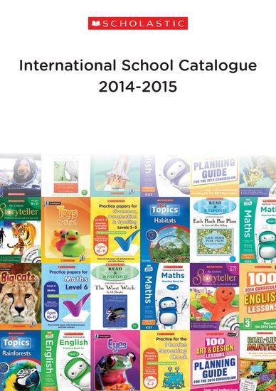 International School Catalogue 2014-15 (Witney Export details)