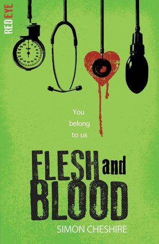 Red Eye Horror: Flesh and Blood
