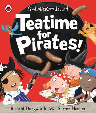 Skullabones Island: Teatime for Pirates!