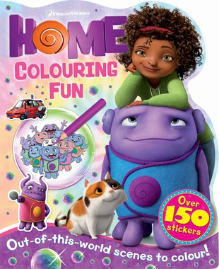 Home: Colouring Fun