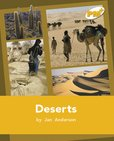 PM Gold: Deserts (PM Plus Non-fiction) Levels 22, 23 x 6
