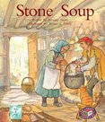 PM Turquoise: Stone Soup (PM Traditional Tales and Plays) Levels 17, 18 x 6
