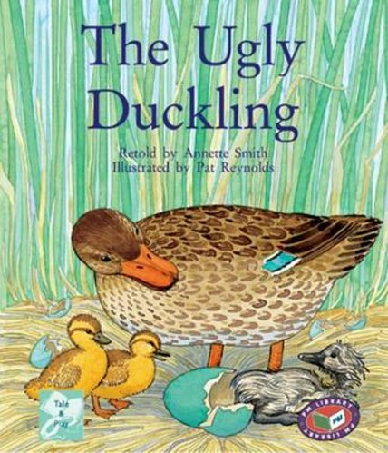 PM Turquoise: The Ugly Duckling (PM Traditional Tales and Plays) Levels 17, 18 x 6