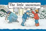 PM Red: The Little Snowman (PM Storybooks) Level 3 x 6