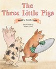 PM Orange: The Three Little Pigs (PM Traditional Tales and Plays) Level 15 x 6