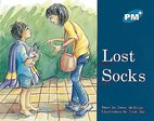 PM Blue: Lost Socks (PM Plus Storybooks) Level 10 x 6
