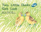 PM Blue: Two Little Ducks Get Lost (PM Plus Storybooks) Level 10 x 6