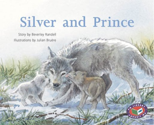 PM Silver: Silver and Prince (PM Storybooks) Level 24 x 6