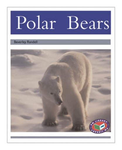PM Silver: Polar Bears (PM Non-fiction) Levels 23, 24 x 6