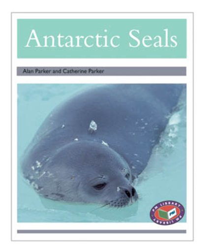 PM Silver: Antarctic Seals (PM Non-fiction) Levels 23, 24 x 6