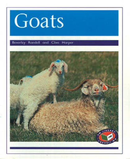 PM Purple: Goats (PM Non-fiction) Levels 19, 20 x 6