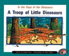 PM Purple: A Troop of Little Dinosaurs (PM Storybooks) Level 19 x 6