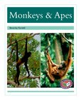 PM Turquoise: Monkeys & Apes (PM Non-fiction) Levels 18, 19 x 6