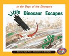 PM Turquoise: Little Dinosaur Escapes (PM Storybooks) Level 17 x 6