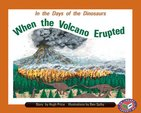 PM Turquoise: When the Volcano Erupted (PM Storybooks) Level 17 x 6