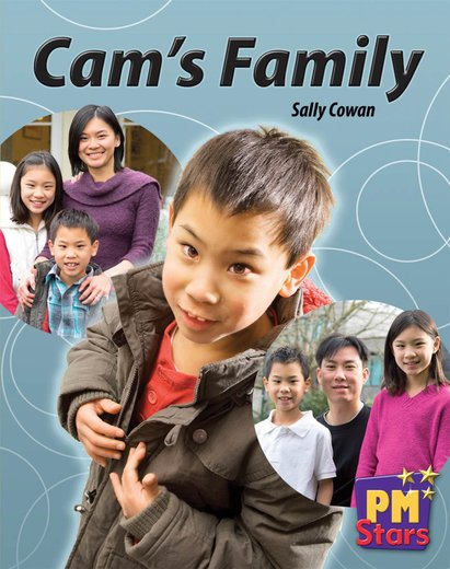 PM Yellow: Cam's Family (PM Stars) Levels 8, 9 x 6