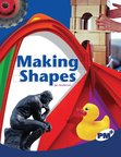 PM Sapphire: Making Shapes (PM Plus Non-fiction) Levels 29, 30 x 6