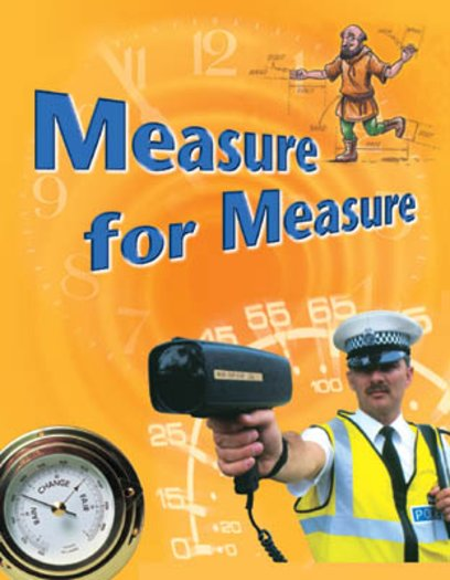 PM Sapphire: Measure for Measure (PM Plus Non-fiction) Levels 29, 30 x 6