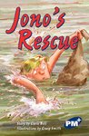PM Sapphire: Jono's Rescue (PM Plus Chapter Books) Level 29 x 6