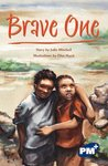 PM Sapphire: Brave One (PM Plus Chapter Books) Level 30 x 6